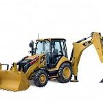 Digger-loaders CAT 428E