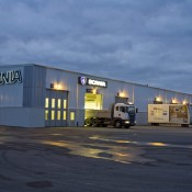 Scania Service Station